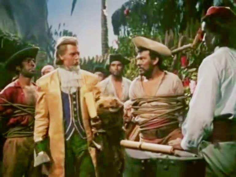 Adventures Of Robinson Crusoe 1954