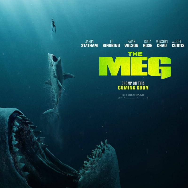 Image result for the meg poster