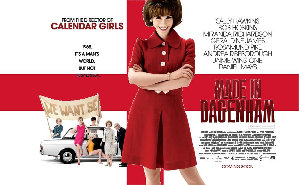Image result for made in dagenham movie poster