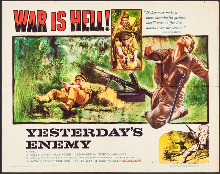 So It Goes...: Yesterday's Enemy (1959)
