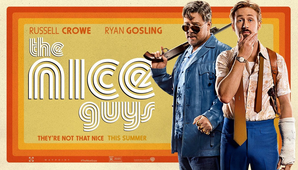 Speaks in Movie Lines: Speaks Reviews: The Nice Guys