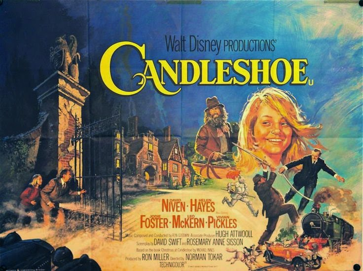 Soundtrack Alley: Candleshoe (1977)