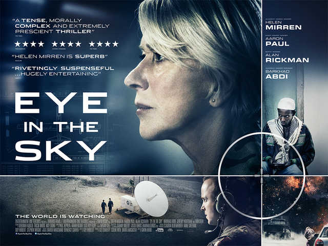 The Agitation of the Mind: Eye in the Sky