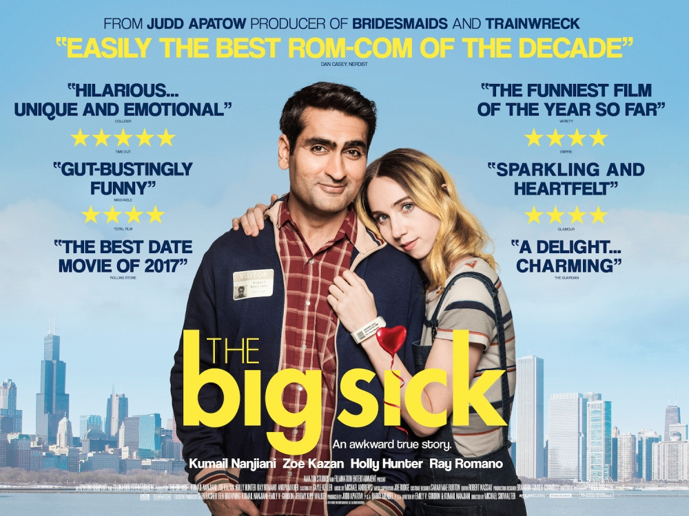 BeenToTheMovies: The Big Sick - New Trailer and Poster