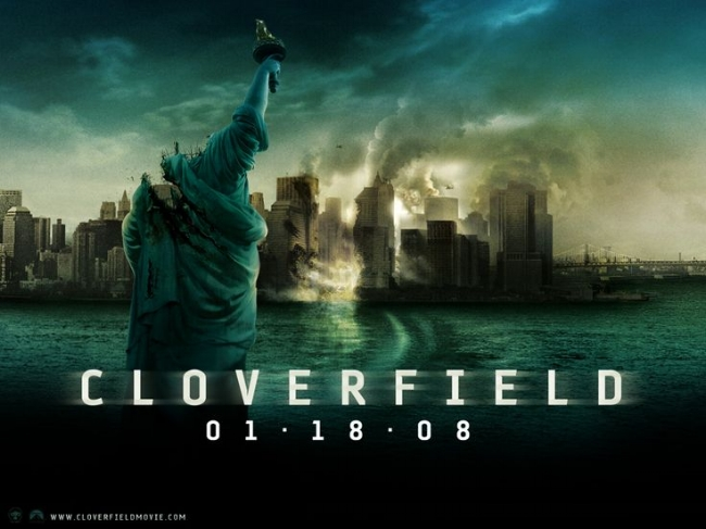 Cloverfield (2008) — Contains Moderate Peril
