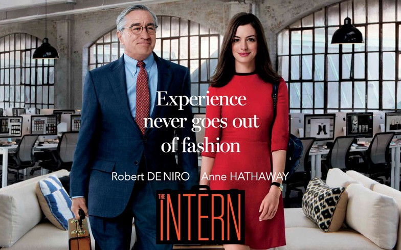 The Intern (2015) — And what I've learned from a summer internship ...