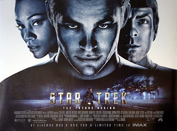 Reboots: STAR TREK (2009) - Warped Factor - Words in the Key of Geek.