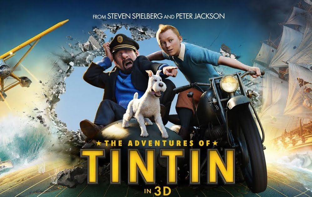 THE ADVENTURE OF TINTIN - REVIEW