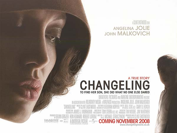 The Clint Eastwood Archive: Changeling 2008