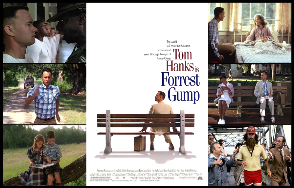 "A FILM TO REMEMBER: ""FORREST GUMP"" (1994) - Scott Anthony - Medium"