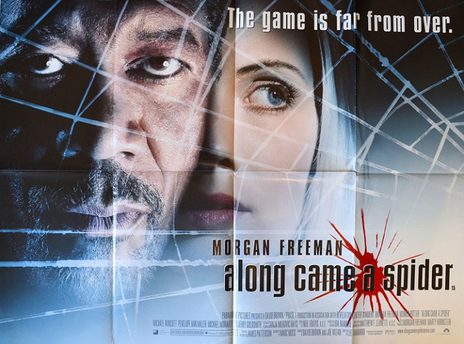 Along Came a Spider (2001) — Contains Moderate Peril