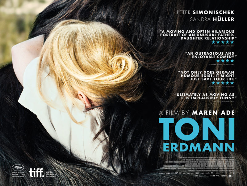 Exclusive alternative poster artwork: Toni Erdmann — Curzon Blog