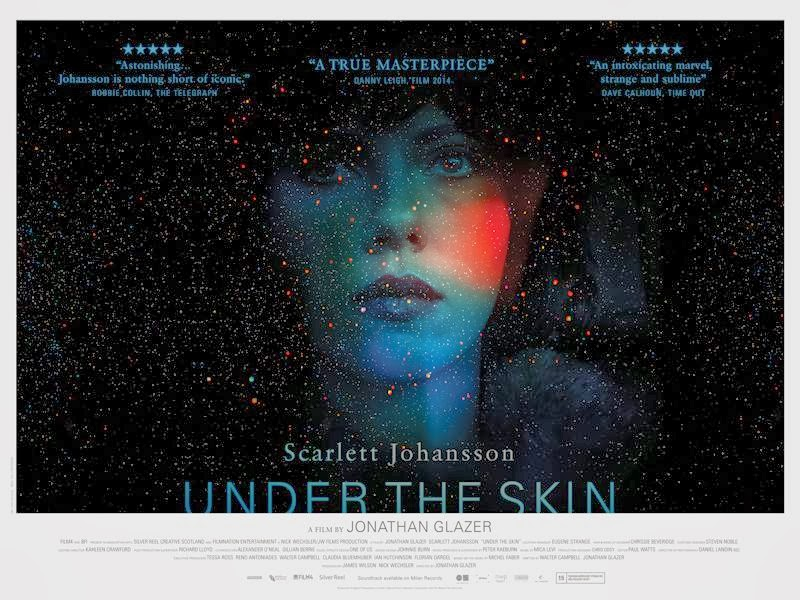 Realm of Horror - News and Blog: Under the Skin - UK Poster and ...