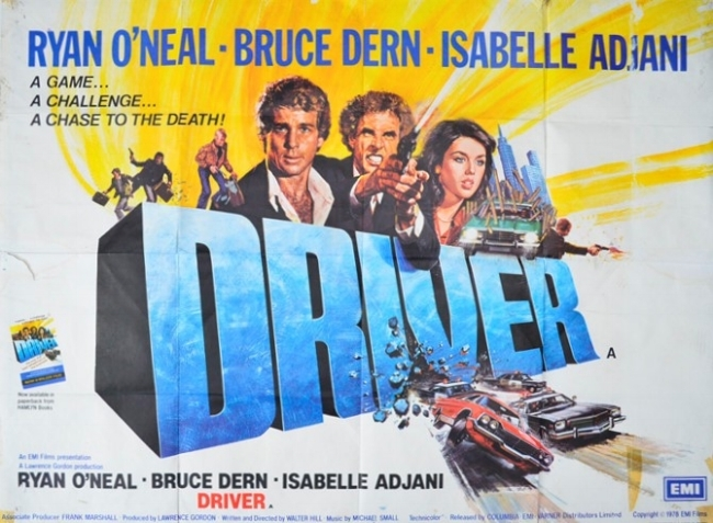 The Driver (1978) — Contains Moderate Peril