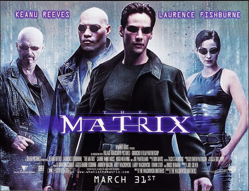 Episode 53: The Matrix — Some Jerks Who Talk About Movies