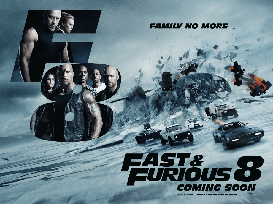 Fast and Furious 8 — Film Review - The Omcast Movie Reviews - Medium