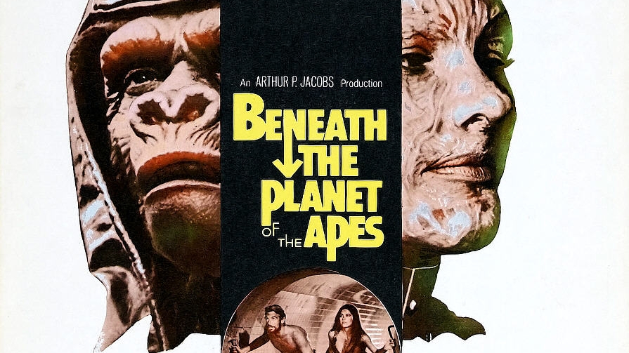 Weapons of Peace: Beneath the Planet of the Apes (1970) — Talk ...