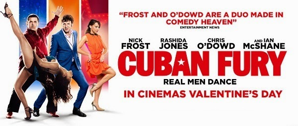 Flick Chicks: Review: Cuban Fury (2014)
