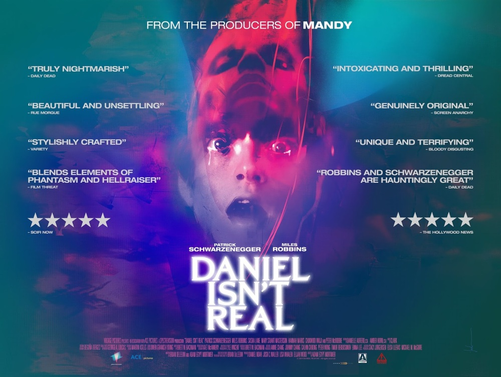 Horror Film Review: Daniel Isn't Real (2019) | Addicted to Media