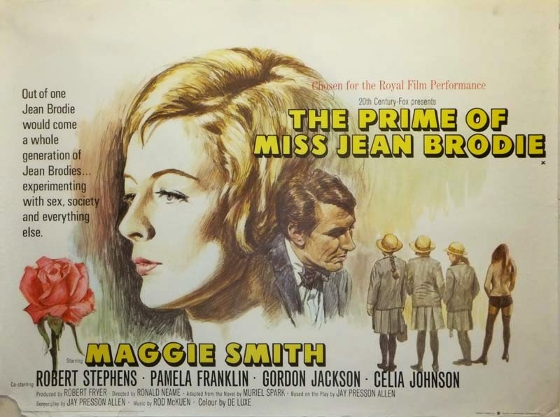 Discreet Charms & Obscure Objects: THE PRIME OF MISS JEAN BRODIE ...