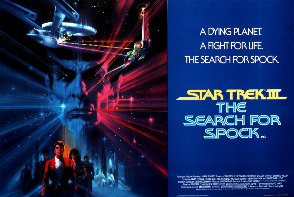 David's cave: Star Trek III: The Search for Spock Review