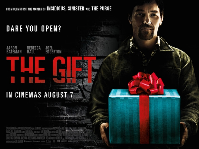 The Gift (2015) — Contains Moderate Peril