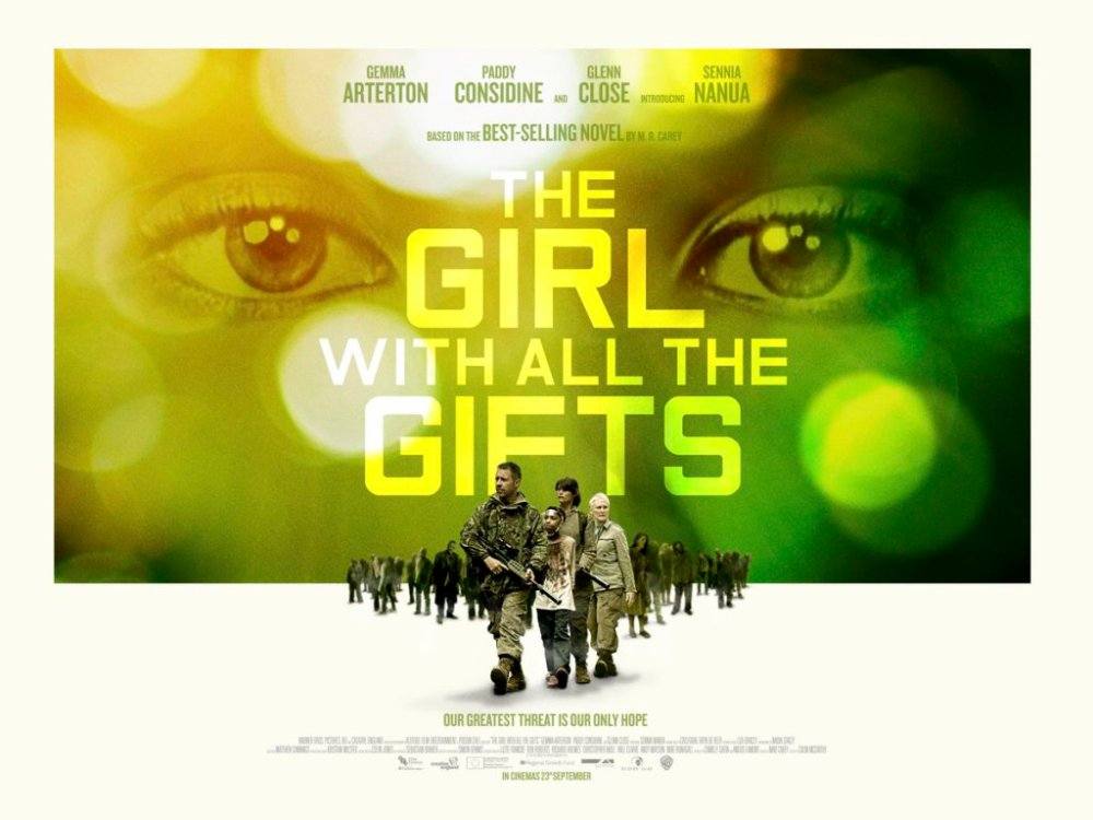 The Girl With All The Gifts — Viddy Well