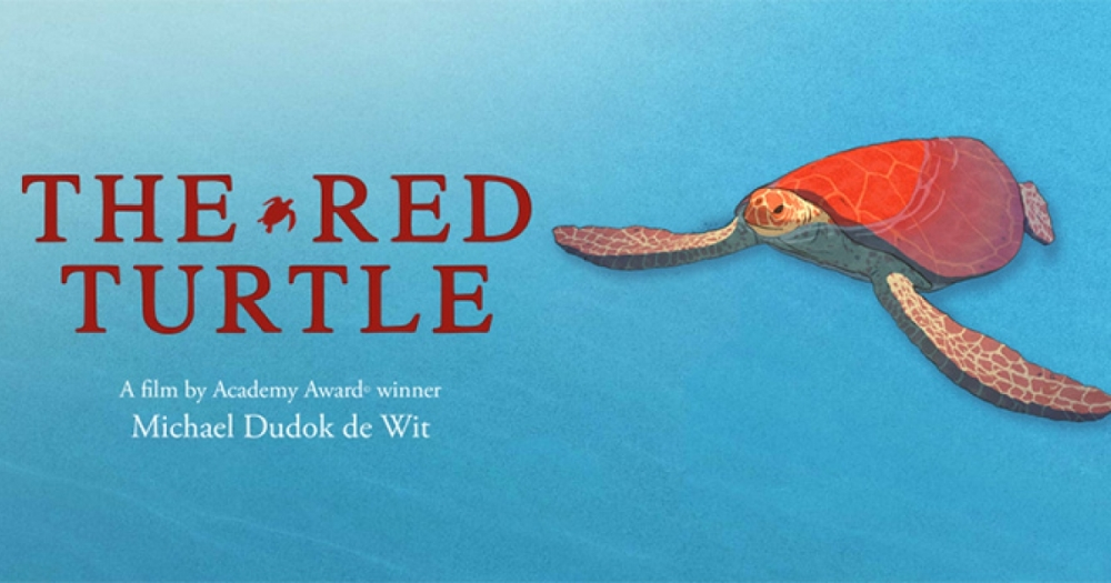 "ONCE UPON A BLOG: Film: ""The Red Turtle"" (And Its Fairy Tale Roots)"
