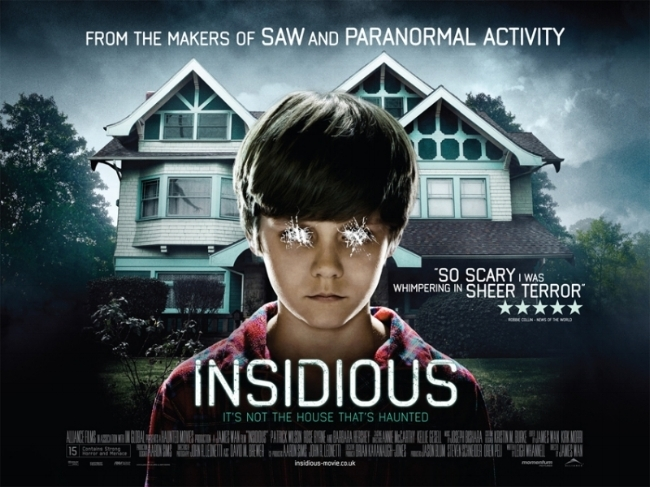 Insidious (2010) — Contains Moderate Peril
