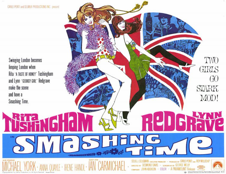 A Dandy In Aspic: Smashing Time - The Ultimate Swinging London Film
