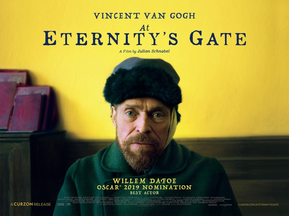At Eternity's Gate - Movie Review