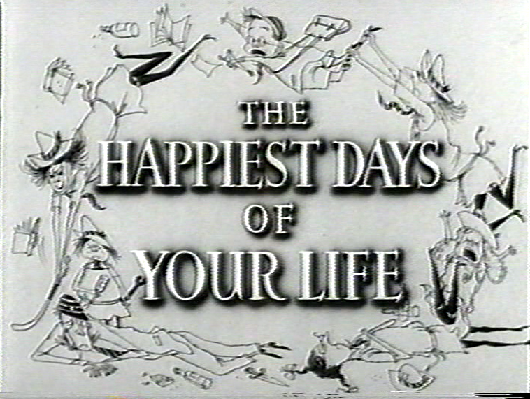 Ronald Searle Tribute: Film Titles & Posters