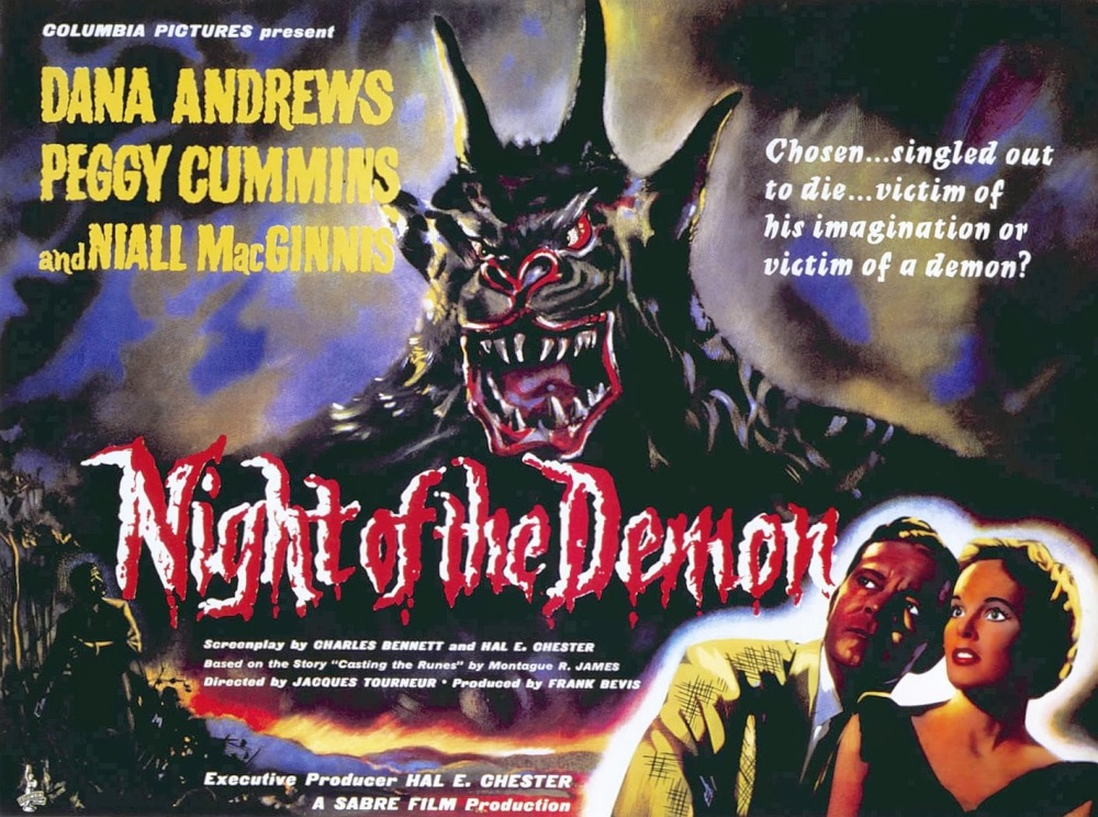 Night of the Demon (UK/1957) ~ My Bloody Obsession