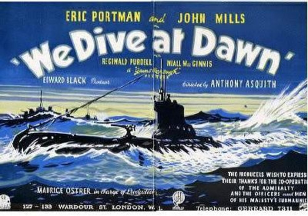 Film - We Dive At Dawn | The DreamCage