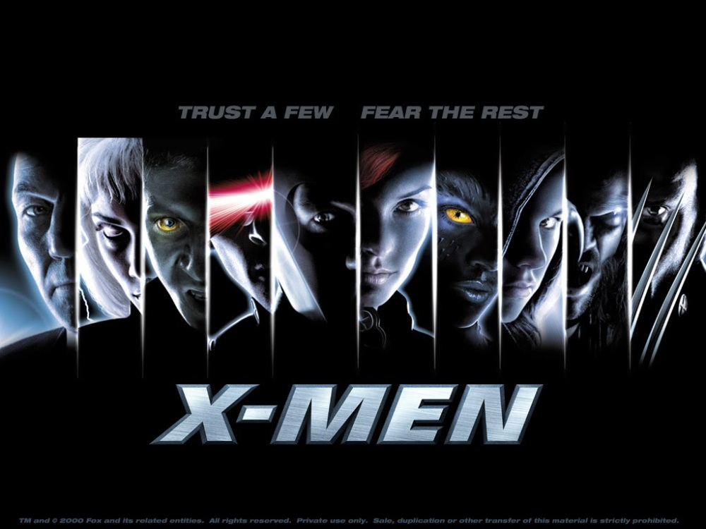 Out Now Commentary: X-Men (2000)