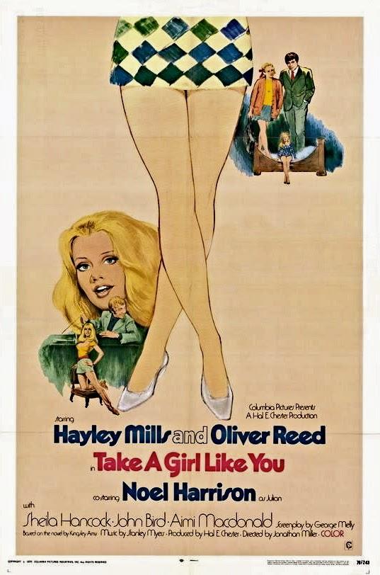 Every 70s Movie: Take a Girl Like You (1970)