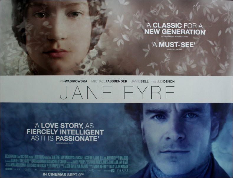 """30 Days of Screenplays, Day 3: """"Jane Eyre"""" - Go Into The Story"""