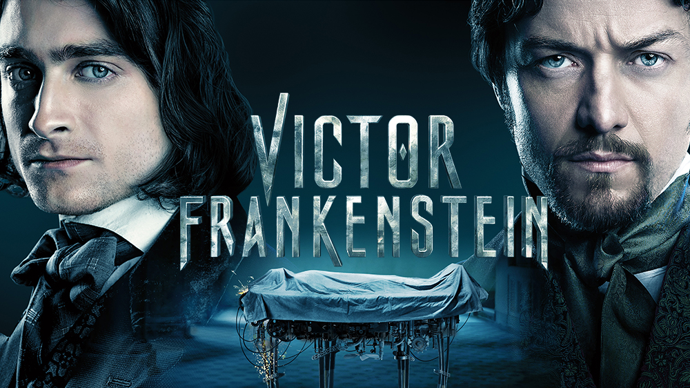 Movie Review: Victor Frankenstein (2015)