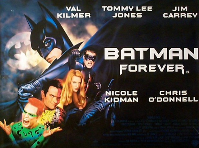 15 Things You Might Not Know About BATMAN FOREVER - Warped Factor ...