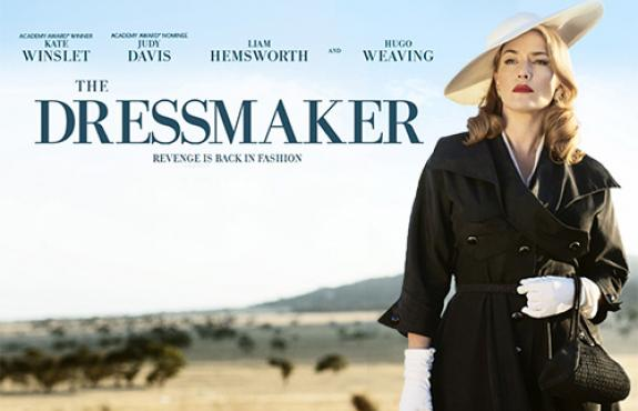 Movie Review- The Dressmaker — Always Packed for Adventure!
