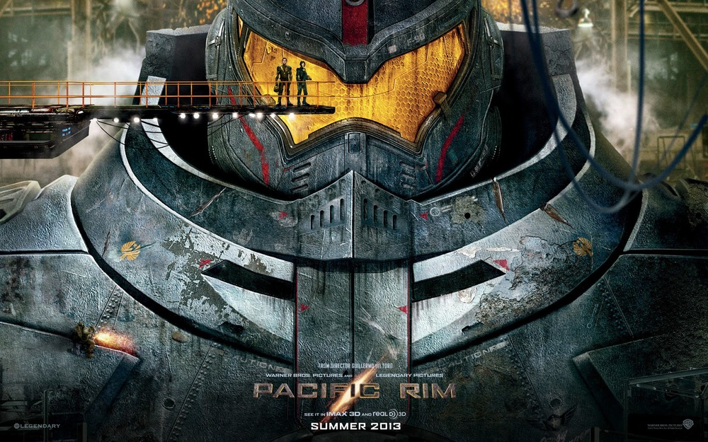 Monsters, Machines, Cybernetics, & Teamwork Make Pacific Rim a ...