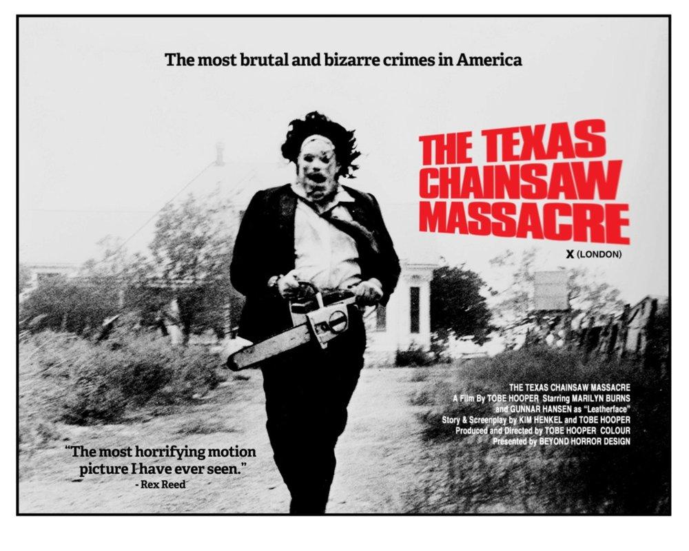 The Texas Chain Saw Massacre (1974 35mm)