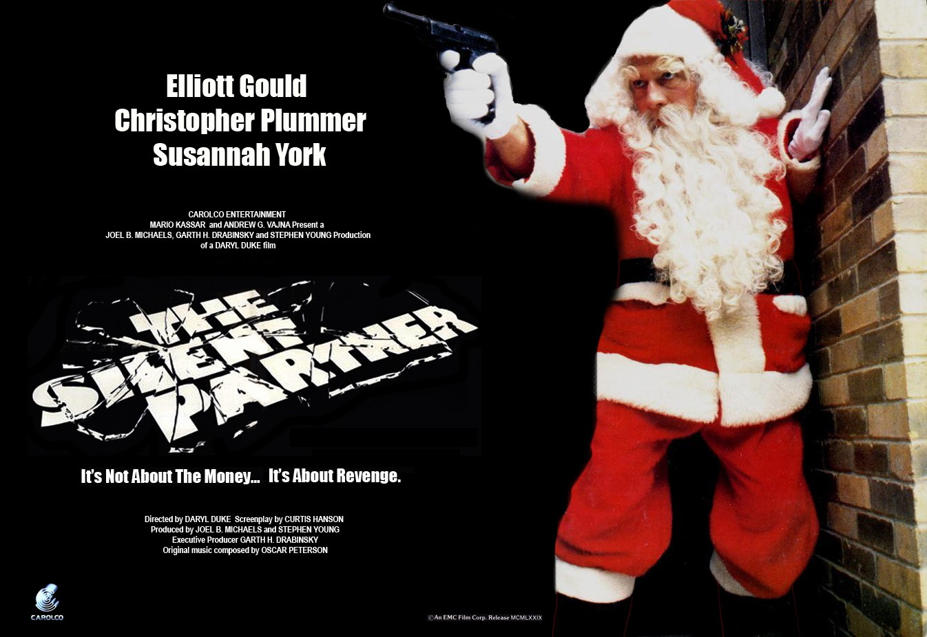 THE SILENT PARTNER: An Unparalleled Thriller Classic [Blu Review] | by Ed  Travis | Cinapse