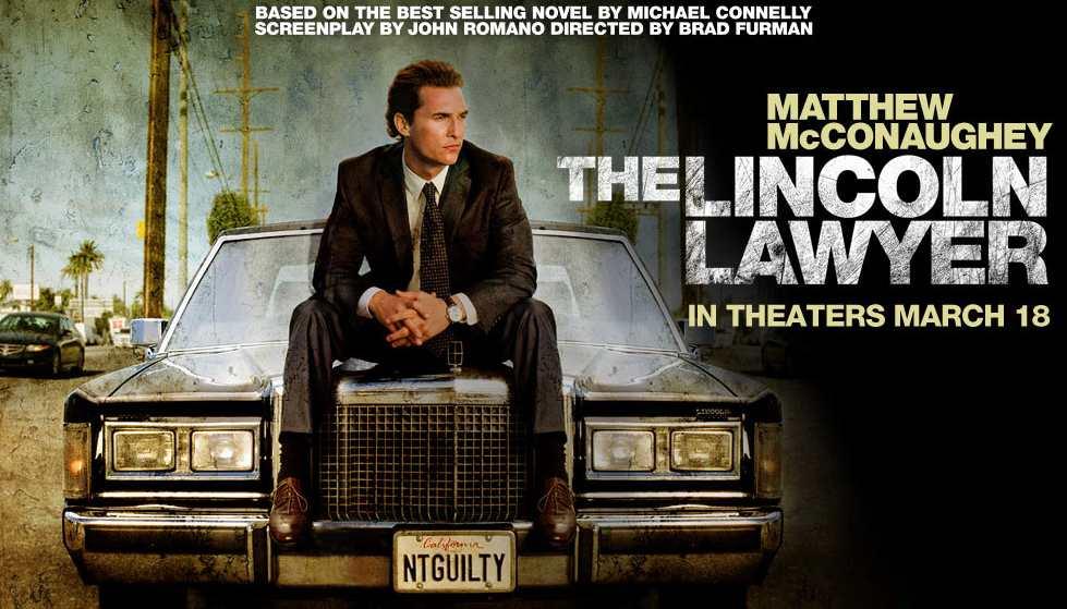 Lincoln Lawyer  Teaser Trailer