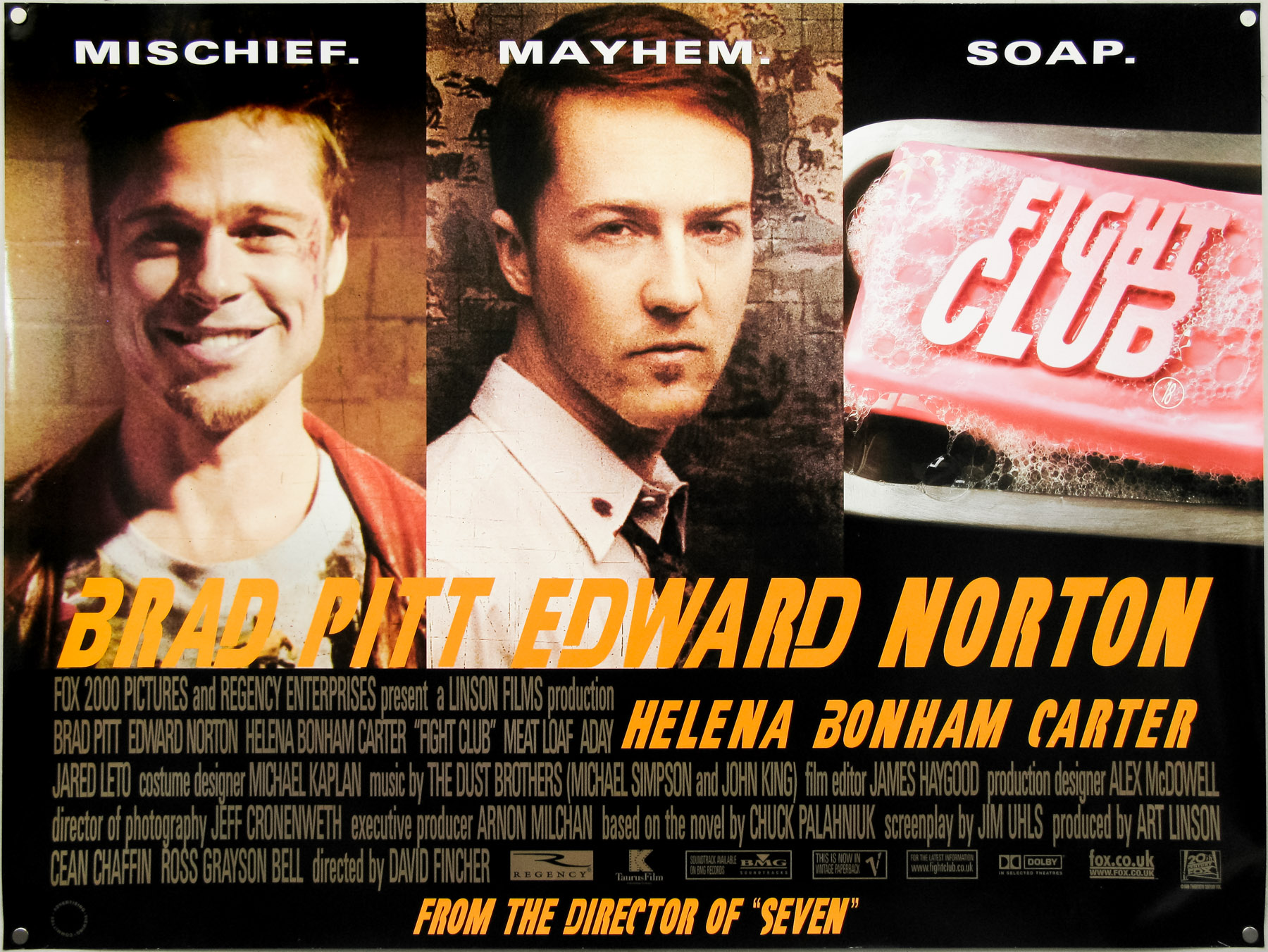 """GUEST EDITORIAL: The Relevance of """"Fight Club"""" — Every Movie Has a Lesson"""