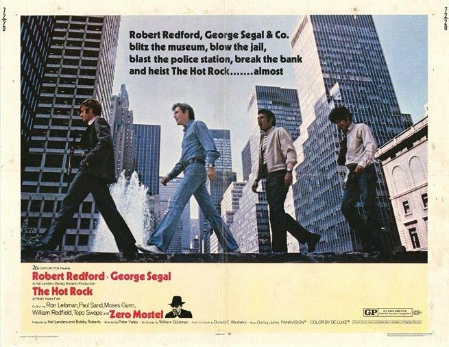 Brian Vs. Movies: The Hot Rock